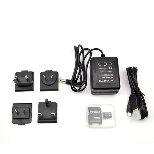 Kleine HD Kamera im Netzladekabel